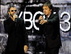 Paul McCartney and Ringo Starr confirmed as performing at Grammy Awards on Jan. 26, 2014
