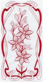 Machine Embroidery Designs at Embroidery Library! - Australian Flowers