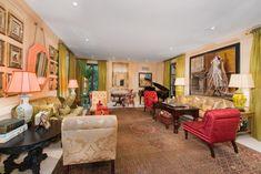 Formal sitting room in the kilkee house