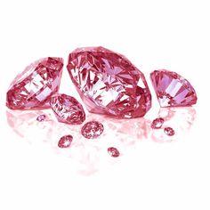 Pink diamonds!!