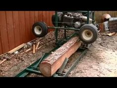 Cool DIY Project : How to build a Homemade Saw Mill Out of an Old Golf Cart. Very Clear Instructions !! | Practical Survivalist | Page 2