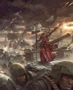 Guerras e batalhas nas ilustrações de ficção científica de Kai Lim