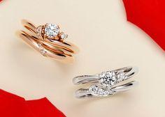 ルシェロ|結婚指輪|(ゆっくりいこう)|結婚指輪・婚約指輪はアフラックス|AFFLUX