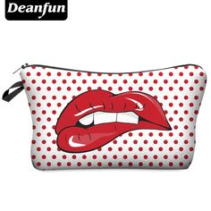 Deanfun Fashion Brand Cosmetic Bags 2016 Hot selling Women Travel Makeup Case H14-in Cosmetic Bags & Cases from Luggage & Bags on Aliexpress.com | Alibaba Group
