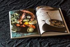 Cooking scenery of a day / Sinsaku Kato