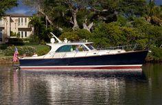 Hinckley - T48 - Motor Yacht Gallery