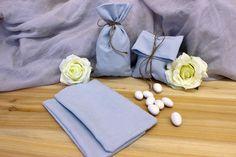 Πουγκί Υφασμάτινο BBB-458-5  Υφασμάτινο πουγκί από ύφασμα ψάθα σε χρώμα σιέλ. Δημιουργήστε εύκολα και γρήγορα μια μπομπονιέρα όπως εσείς την έχετε σκεφτεί. Συνδυάστε με μια μεγάλη ποικιλία χρωμάτων και υλικών, κορδέλες, κορδόνια, δαντέλες και ξύλινα ή μεταλλικά διακοσμητικά στοιχεία (μοτίφ) και αφήστε τη φαντασία να σας οδηγήσει.Διαστάσεις: 11x19cm Gift Wrapping, Gifts, Paper Wrapping, Presents, Wrapping Gifts, Favors, Gift Packaging, Present Wrapping, Gift