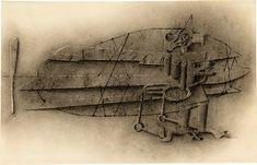 Hl Sebastian - Flugzeug à Lilienthal von OttoTschumi Plane