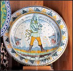 Musée national de la Renaissance Construit au milieu du XVIe siècle, sous la houlette d'Anne de Montmorency, le Château d'Ecouen est le témoin de l'architecture R enaissance Réputée pour sa production de céramiques, la petite ville de Deruta, en Ombrie...