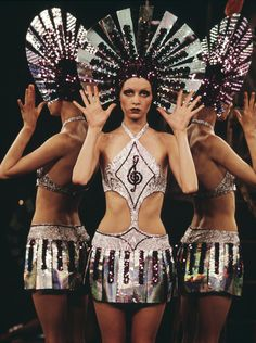 Twiggy in Ken Russell's 1971 homage to the 1930s musicals of Busby Berkeley, The Boy Friend. Ph: BFI