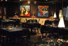 Dining room #LaBisteccaItalianGrille