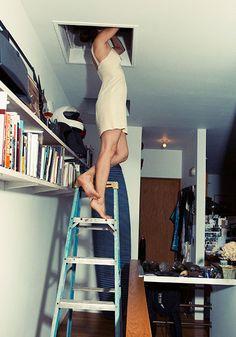 I want an attic.