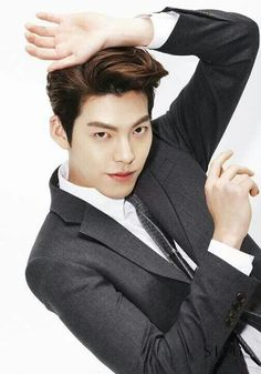 Kim Woo-bin (김우빈) - Born July 16, 1989. He originally debuted under the name Kim Hyun Joong, but changed it at the end of 2011 and began acting under his new stage name. He is a Korean actor and model. He's played in movies and tv drama series such as: The Heirs, School 2013, Twenty,