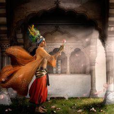 """© Alexia Sinclair, """"Shah Jahan""""."""