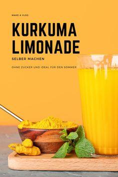 Hi ihr Lieben, heute habe ich eine selbstgemachte Limonade für euch. Sie schmeckt nach Sommer, Spaß und gute Laune und ist mega gesund! Zum süßen verwende ich Honig und keinen industriellen Zucker. Unbedingt ausprobieren! Über ein Abo und lieben Kommentar würde ich mich sehr freuen! Vegan Lifestyle, Cocktail Drinks, Pineapple, Smoothies, Food, Healthy Drinks, Healthy Recipes, Fast Recipes, Ginger Lemonade