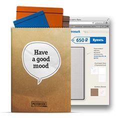 MoodBooks, Site