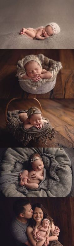 Des Moines, Iowa newborn photographer | His & Hers Photography & Design