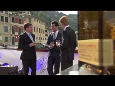 **VIDEO** David Gandy at the Launch of Johnnie Walker and Sons Voyager