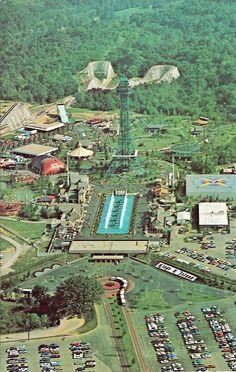 King's Island 1973
