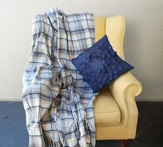 Beautiful and elegant, our exquisite throws add a touch of colour to your home. Plaid Scarf, Great Gifts, Super Cute, Touch, Colour, Blanket, Elegant, Pretty, How To Wear