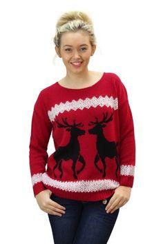 Reindeer Christmas Jumpers