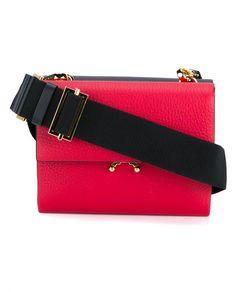 MARNI | Mini Cross Body Leather Bag