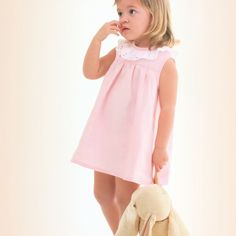 Misnis » COLECCIONES ANTERIORES Little Girl Dresses, Little Girls, Girls Dresses, Ruffle Dress, Baby Dress, Toddler Outfits, Kids Outfits, Kids Fashion, Cold Shoulder Dress