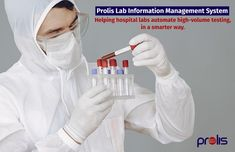 Hospital labs and commercial laboratories require robust testing and high volume automation and interfacing. Prolis LIMS system provides automation components and lab analyzers to automate everything and save you time and effort. Try a free trial:    #Prolis #LIMS #labinformationmanagementsystem Laboratory Information Management System, Monmouth County, Health Organizations, Technology Design, Medical Science, Microbiology, Custom Labels, Labs, Clinic