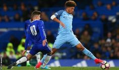Jadon Sancho (right) played in the FA Youth Cup final for Man City last season as they lost to Chelsea  Borussia  Dortmund have handed the number seven shirt vacated by Ousmane Dembele  to an England youth international after making the most left-field  signing of transfer deadline day.  The German giants have signed Manchester City and England Under-17 forward Jadon Sancho for a fee in the region of 10m. The  17-year-old - who wanted to leave Manchester - had stopped training  with the club…