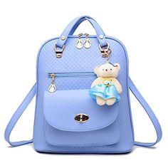 Leather Backpacks For Girls, Cute Mini Backpacks, Stylish Backpacks, Backpack Purse, Fashion Backpack, Royal Wallpaper, Kawaii Bags, Girls Bags, Cute Bags