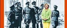 Δημιουργία - Επικοινωνία: Η Άνγκελα Μέρκελ παρέα με Ναζί αξιωματικούς στην Α...