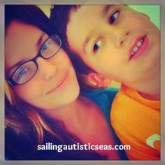"""""""When I think of autism awareness, I think of respect for autistic individuals like my son.. We have a very long way to go."""" #autism #autismawareness"""