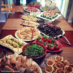 arabic tapas