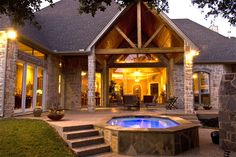 Outdoor Living ... @Steve kotrc, Mooshie ... check this out!  AWESOME!  oxo