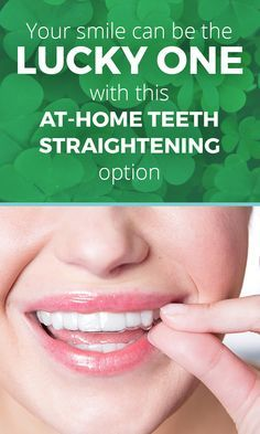 Lucky you! You can straighten your smile from home for up to 70% less than other brands with SmileCareClub. See how it works and get started with your free smile assessment and risk-free evaluation today!