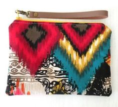 İkat desenli clutch çanta Bags, Fashion, Handbags, Moda, Fashion Styles, Fashion Illustrations, Bag, Totes, Hand Bags