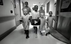 We just had to share this heart-warming video with you all. Apologies in advance for any tears it causes!