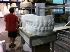 Mark Jackson RDT  Big Teeth