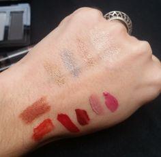 ¡A gritar! Los lanzamientos de Natura Una: labiales líquidos, sextetos, sombras en lápiz y más brochas. / Get Glam Or Die Trying