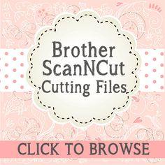 brother scan n cut cutting files