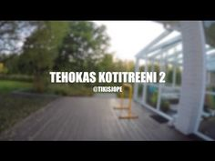 Tehokas kotitreeni 2 | TIKIS - YouTube