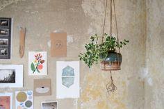 hanging planters / stephanie congdon barnes @ 3191