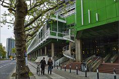 Grünes Gebäude