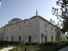 II. Bayezid mosque-Constructive: Otttoman Sultan II. Bayezid-Architect: Mimar Hayrettin or Yakup Shah-Edirne