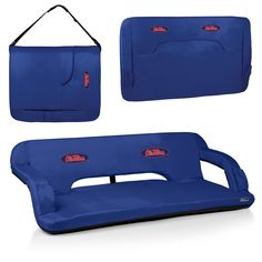Reflex Travel Couch - University Of Mississippi Rebels