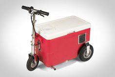 CRUZIN COOLER 1000W SCOOTER