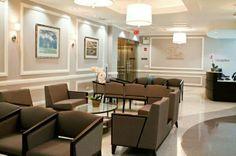 Elegant waiting room