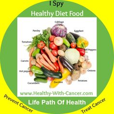 Visit link to learn more about healthy diet food. Health as a life path can help prevent cancer and helps in alternative cancer treatment and conventional cancer treatment.  Physical, emotional and spiritual health for a cancer prevention diet. Bless!  http://www.healthy-with-cancer.com/healthy-diet-food.html