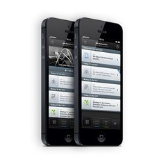 ifun | news, v5.0 — App by Filip Chudzinski, via Behance