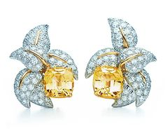 Jean Schlumberger sapphire and diamond ear clips http://www.tiffany.com/Shopping/Item.aspx?fromGrid=1=27681344=148206=288190_params=s+5-p+18-c+288190-r+-x+-n+6-ri+-ni+0-t+